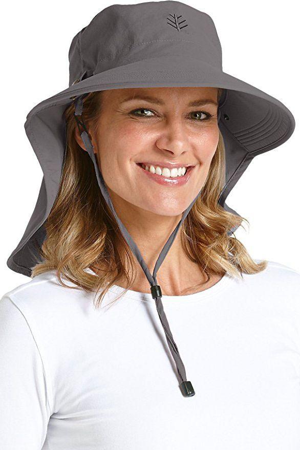 Coolibar UPF 50+ Women's Ultra Sun Hat — Sun Protective