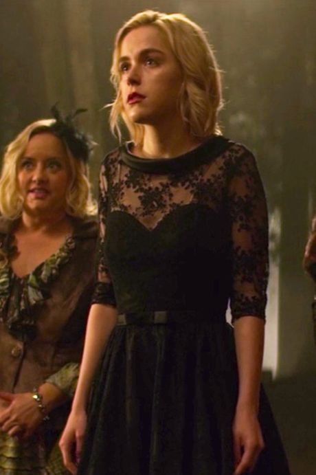 Best Chilling Adventures Of Sabrina Outfits Ranked
