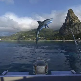 Real VR Fishing