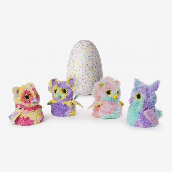 A Hatchimals Mystery egg that lets you hatch 1 of 4 fluffy interactive mystery characters from Cloud Cove. The Strategist - Highly Coveted Hatchimals and Hatchimal Accessories Are Up to 73 Percent Off