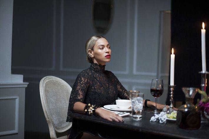Beyonce, highlighted by Sir John.