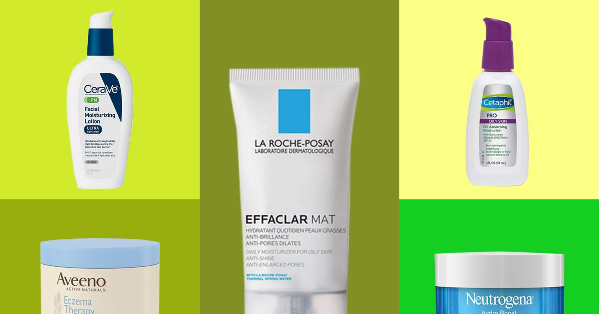 The Best Drugstore Moisturizers, According to Dermatologists