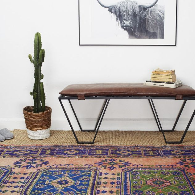 A rug from Revival Rugs, a new direct-to-consumer rug company — The Strategist reviews Revival