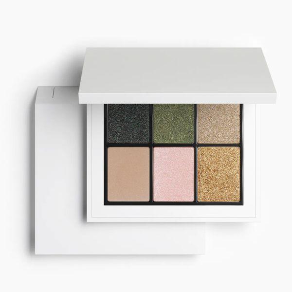 ZARA Beauty Eye Color In 6 Eyeshadow Palette