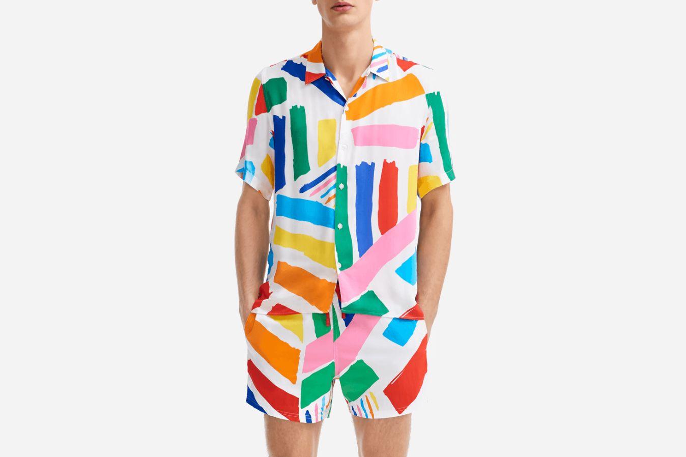 Short Sleeve Shirt Dazzle