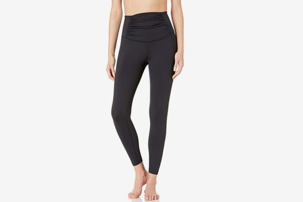 Core 10 Studiotech Gathered Waistband High Waist Legging