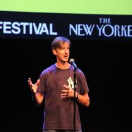 NEW YORK, NY - SEPTEMBER 30:  Andy Borowitz attends The 2011 New Yorker Festival: The Moth Event hosted by Andy Borowitz at Acura at SIR Stage37 on September 30, 2011 in New York City.  (Photo by Donald Bowers/Getty Images for The New Yorker)