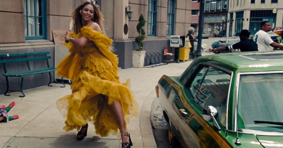 Hold Up: Beyoncé's Lemonade Is Now a Peabody Award Winner