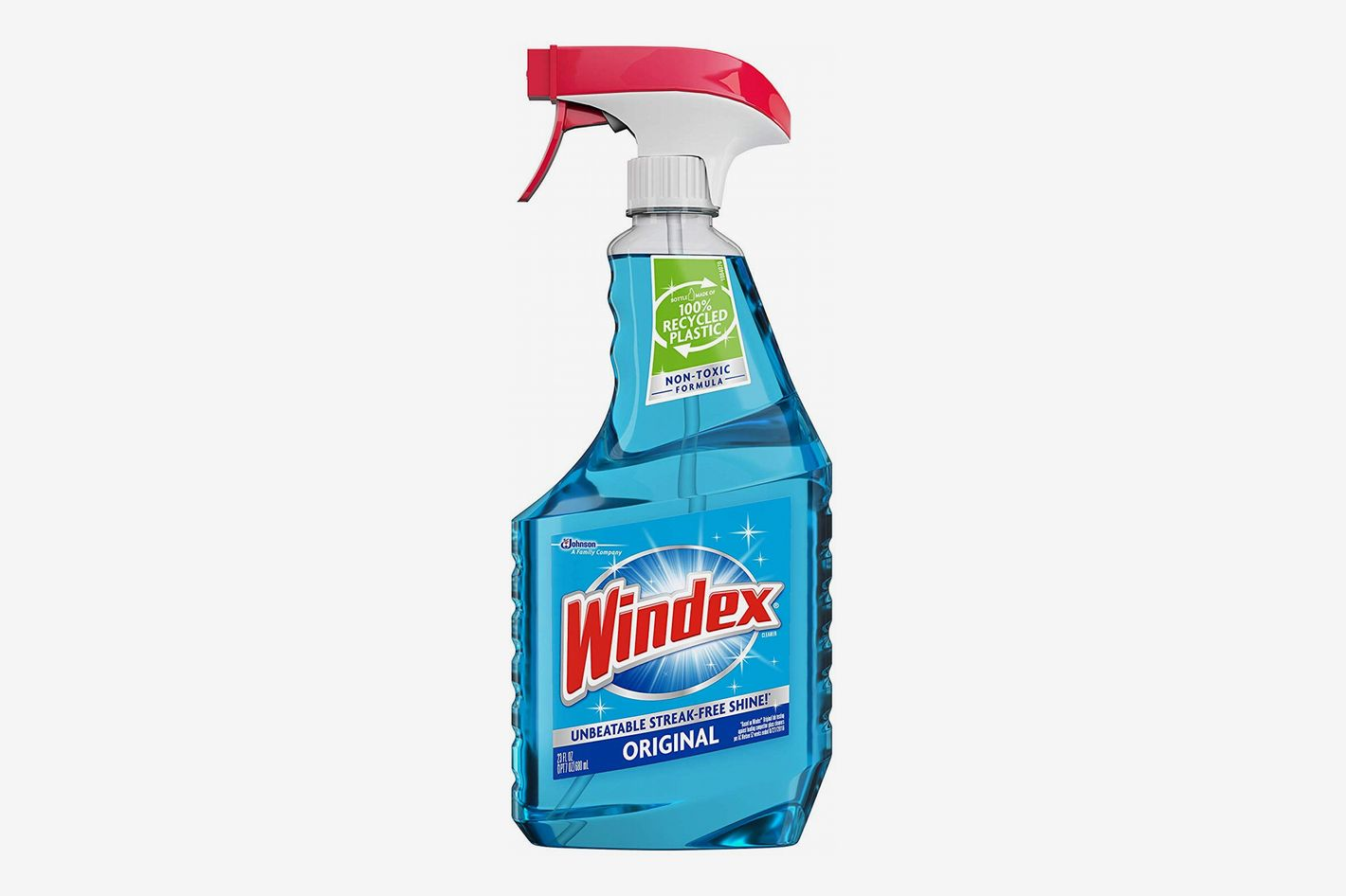 Windex Glass Cleaner Trigger Bottle