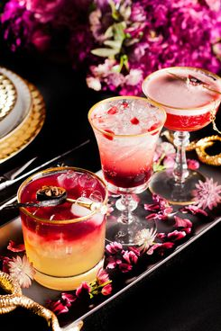 Liquid Lab NYC Valentine's Day Mixology