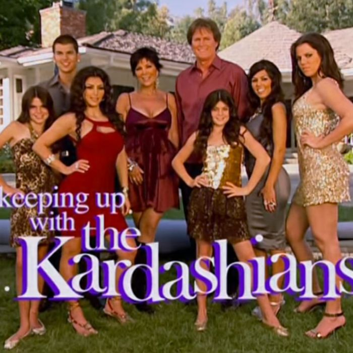 Is keeping up with the kardashians over