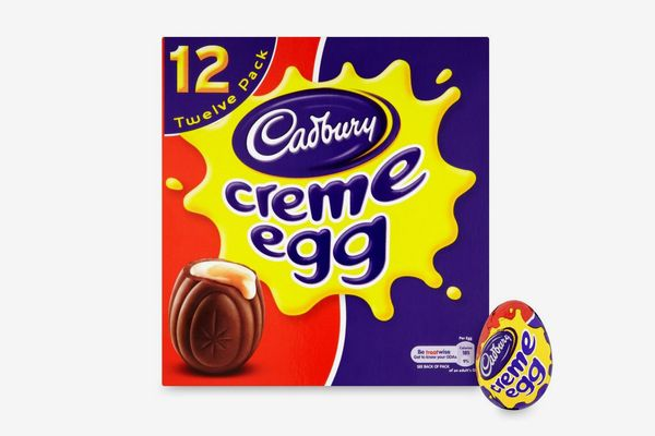 cadbury creme egg easter candy