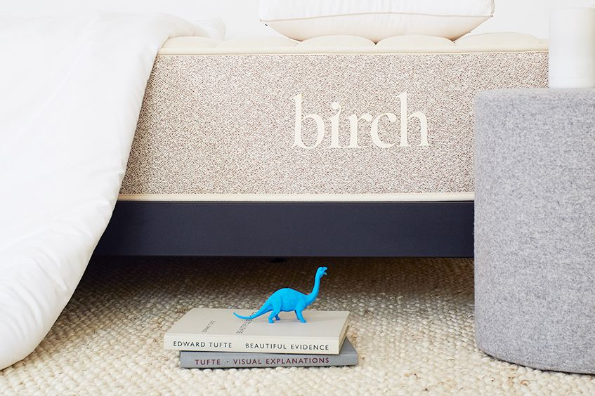 Birch by Helix Mattress