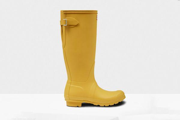 Hunter Original Back Adjustable Rain Boots