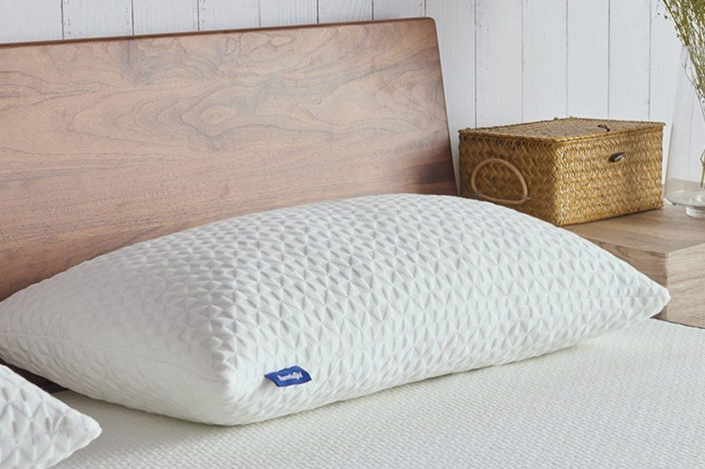 Sweetnight Adjustable Loft & Neck Pain Relief Memory Foam Pillow With Removable Case