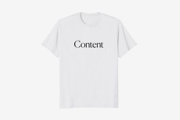 Content Tee