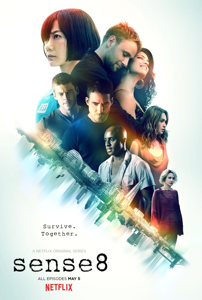 Image result for sense8 poster