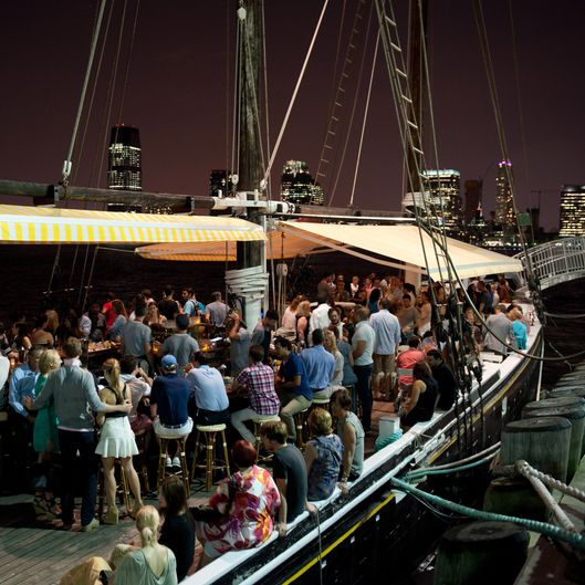 The Grand Banks Boat Reopens On May 3 Grub Street