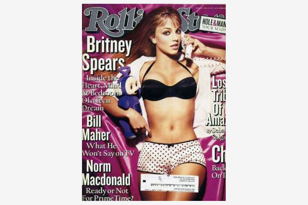 Rolling Stone, April 15, 1999