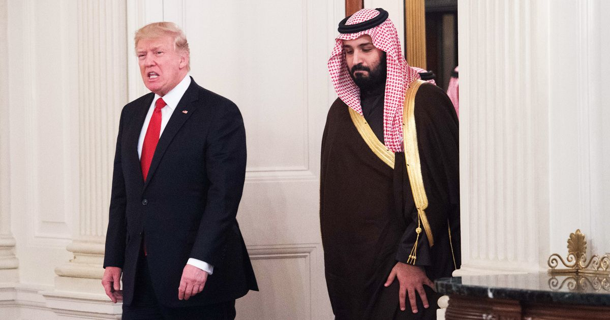 Trump Aides Pushed to Illegally Transfer Nuclear Technology to Saudis: Report