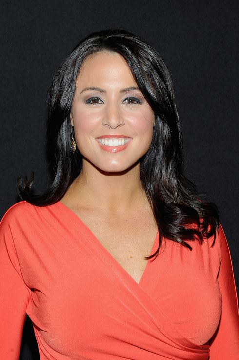 Fox News Anchor Andrea Tantaros attends A Night of Style & Glamour to welcome newlyweds Kim Kardashian and Kris Humphries at Capitale on August 31, 2011 in New York City.