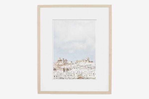 Gallery Natural Custom-Framed Print