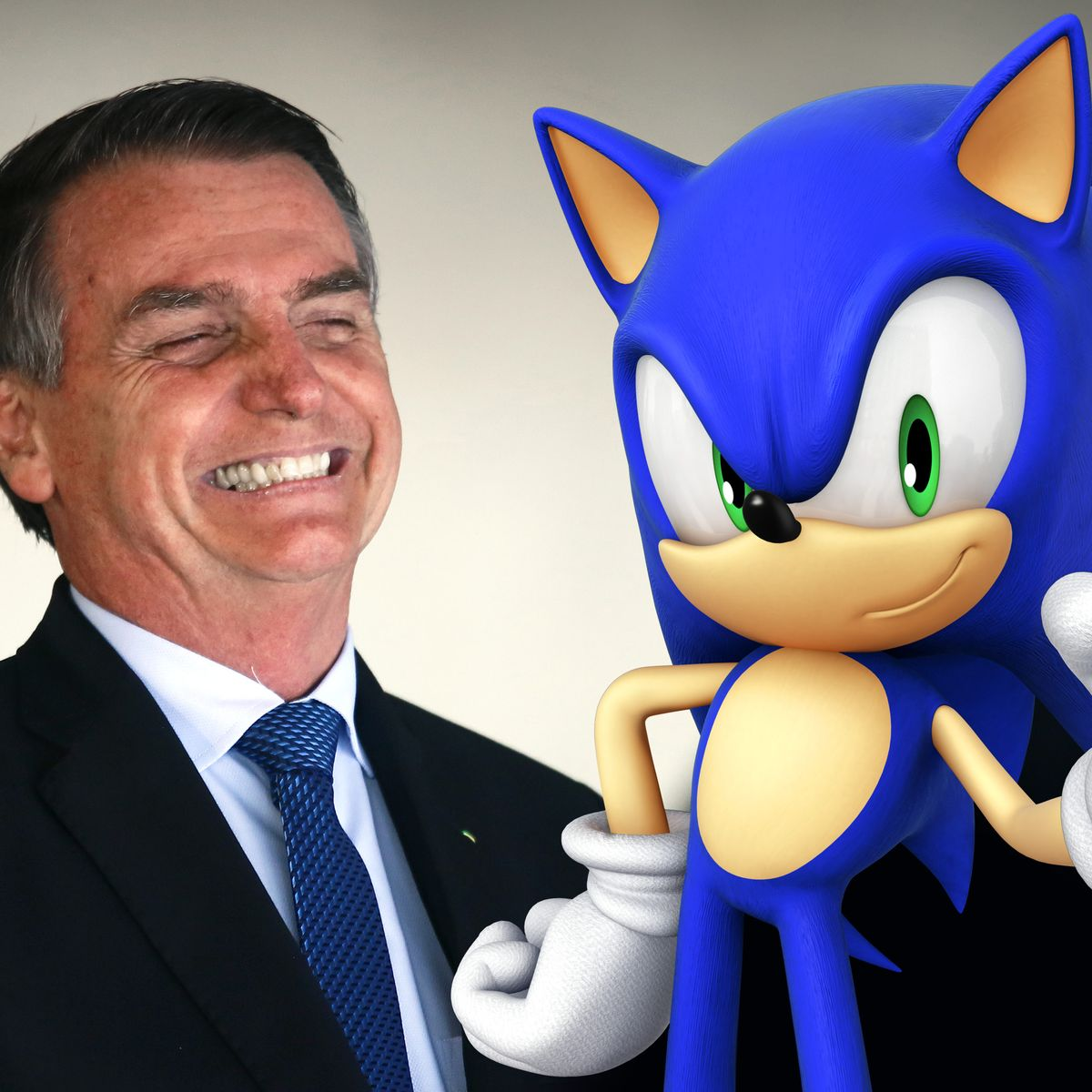 Brazil President S Video Uses Music From Sonic The Hedgehog