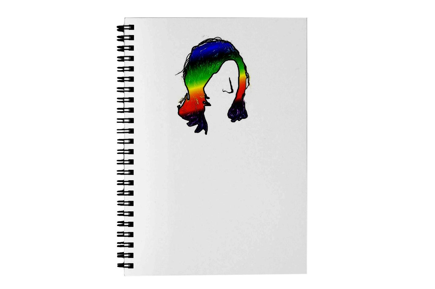 Nick Valensi Notebook