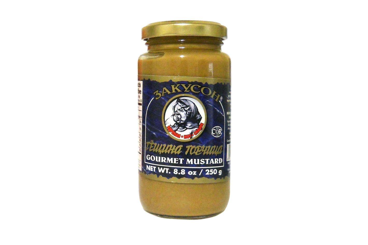Zakuson Gourmet Mustard