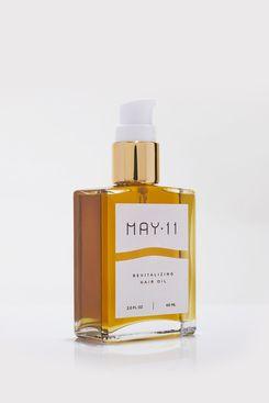 MAY11 Revitalizing Hair Oil