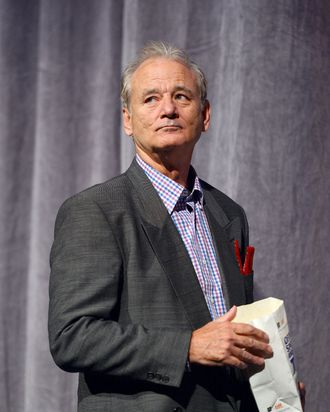 TORONTO, ON - SEPTEMBER 10: Actor Bill Murray attends