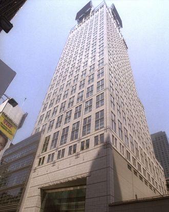 So many floors, so many tweets.