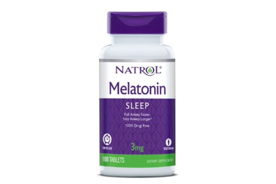 Natrol Melatonin 3mg Time Release Tablets, 100 Count