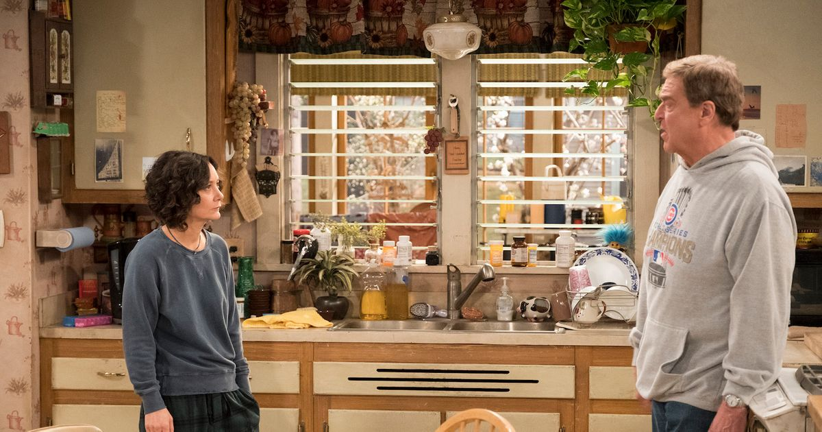 Roseanne Spinoff The Conners Is Officially Happening This Fall