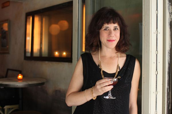 Writer Jami Attenberg Meets Her Psychic at McDonald's