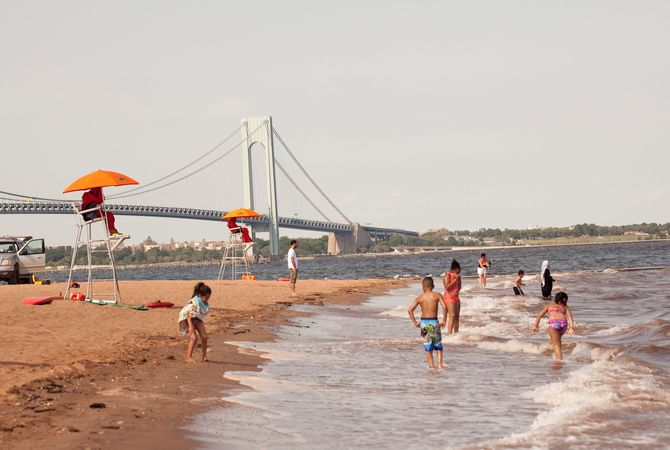 The Staten Island Beaches Should Be Your Summer Destination