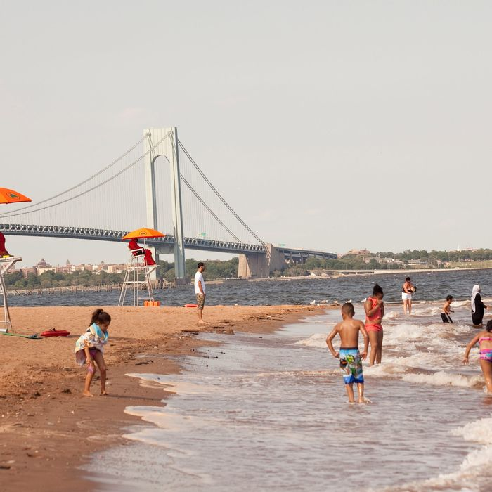 Beach Island: Staten Island Has Surprisingly Great Beaches And Baseball