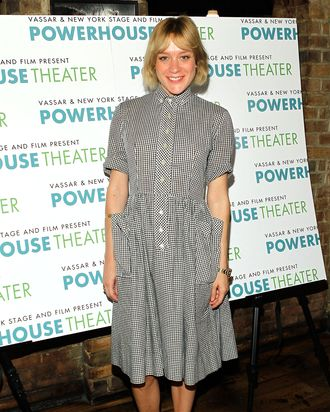 Actress Chloe Sevigny of the New York Stage And Film production