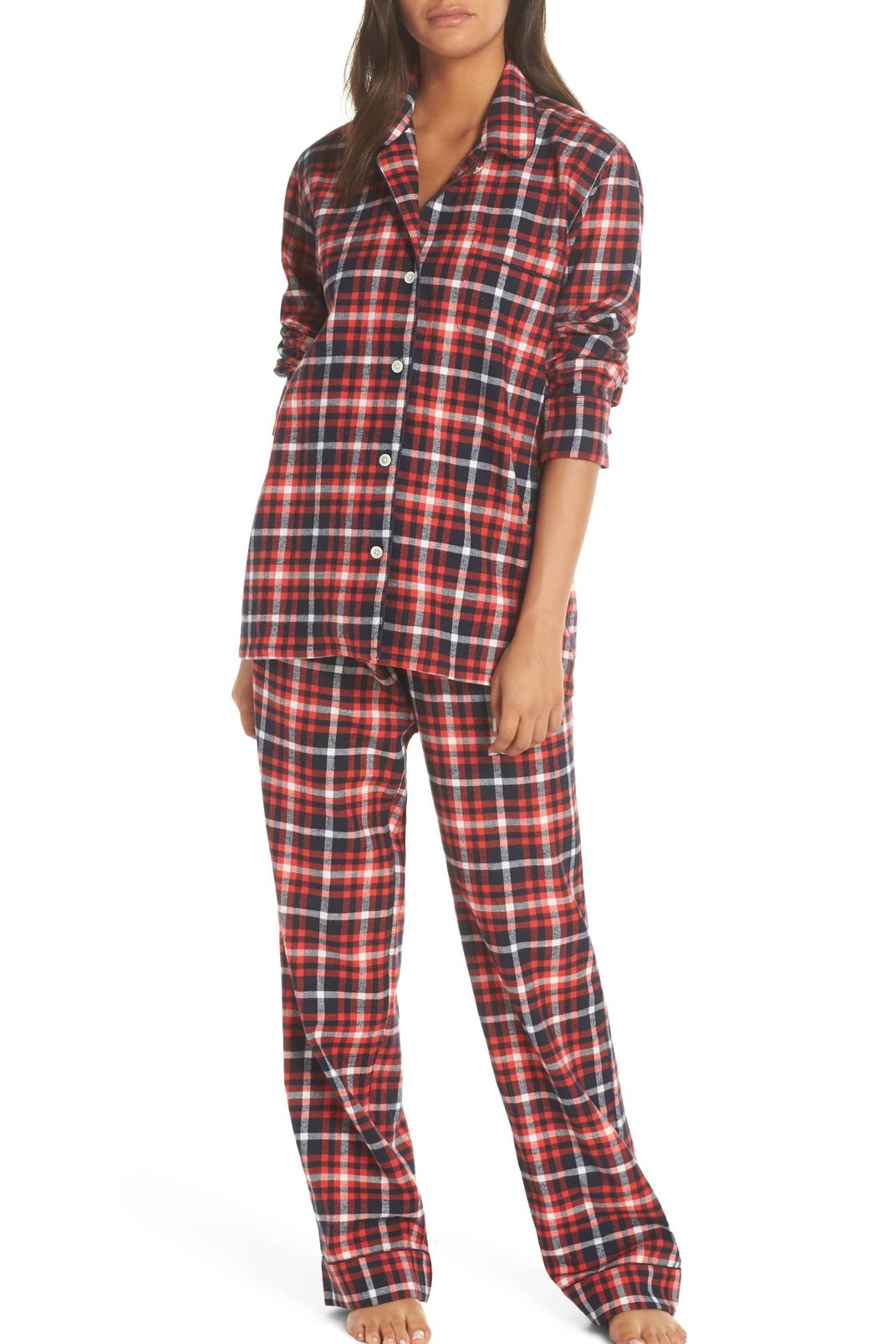 4654880ad7 7 Best Pajamas for Menswear-Inspired Pajamas for Women 2018