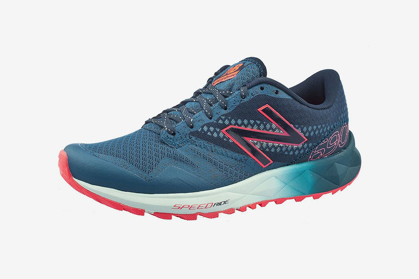 55fbe496f New Balance Women's wt690 Trail Running Sneaker