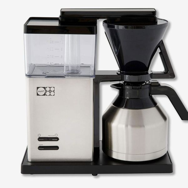 Motif Essential Pour Over Coffee Brewer with Thermal Carafe