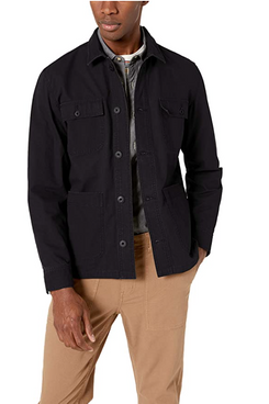 Amazon Essentials Men's Shirt Jacket