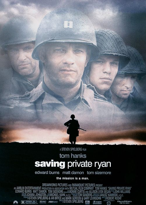 The directing of <em>Saving Private Ryan</em>