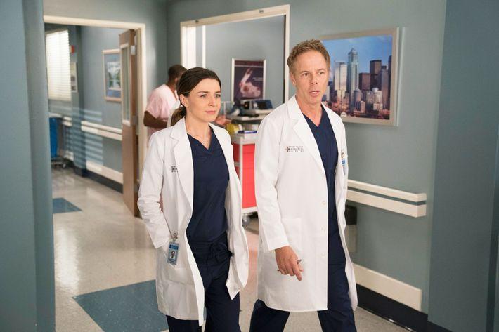 Grey\'s Anatomy\' Recap Season 14 Episode 18