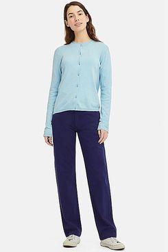 Uniqlo x Ines de la Fressange Cotton Cashmere Cardigan