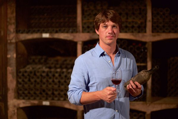 Meet the Director Whose New Film Showcases the World's Most Valuable Wines