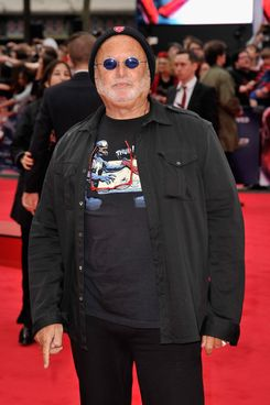 LONDON, ENGLAND - APRIL 10:  Producer Avi Arad attends 'The Amazing Spider-Man 2' world premiere at the Odeon Leicester Square on April 10, 2014 in London, England.  (Photo by Gareth Cattermole/Getty Images for Sony)