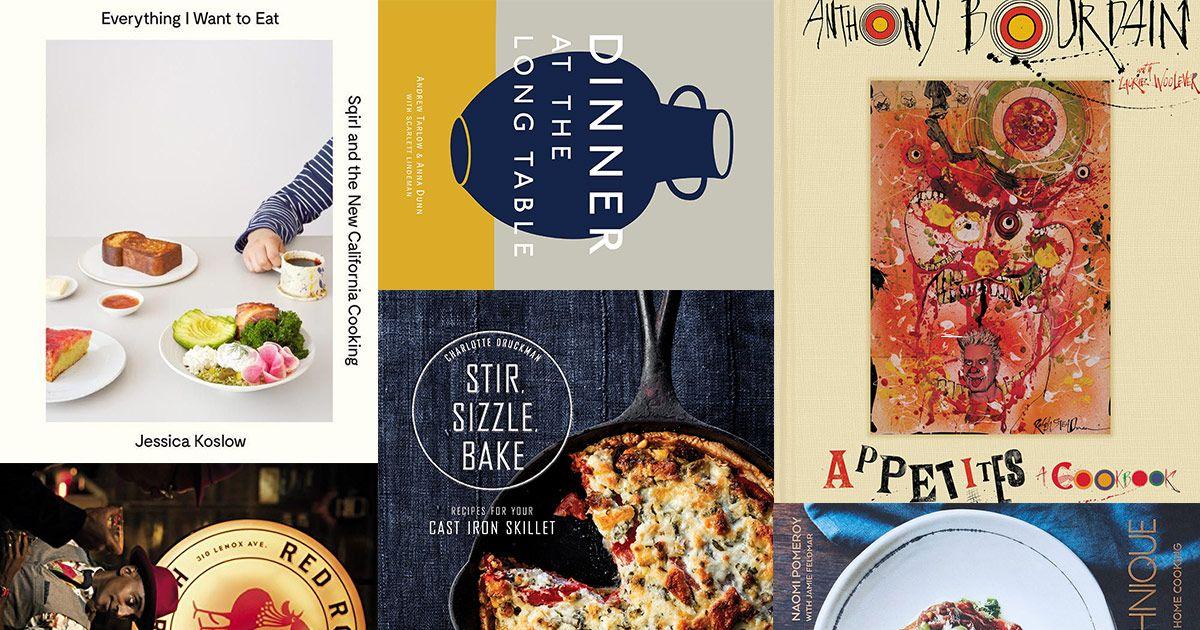 15 New Cookbooks Worth the Money (and Precious Shelf Space)