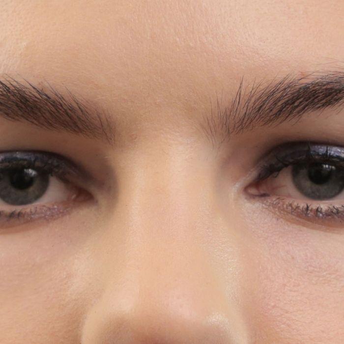 Beauty Gif How To Do A 2 Step Navy Blue Smoky Eye