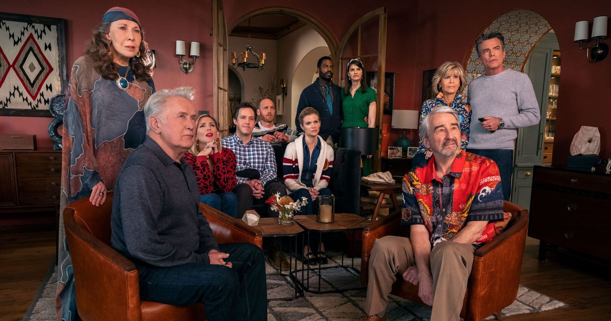 The Fashion Secrets of Grace and Frankie